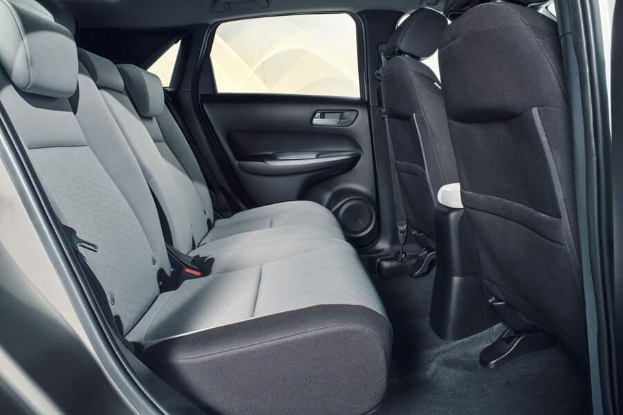 Plus de confort pour les passagers
