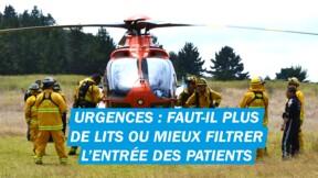 Urgences : faut-il plus de lits ou mieux filtrer les patients ?