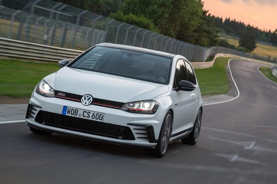 Volkswagen Golf 7 GTI Clubsport S
