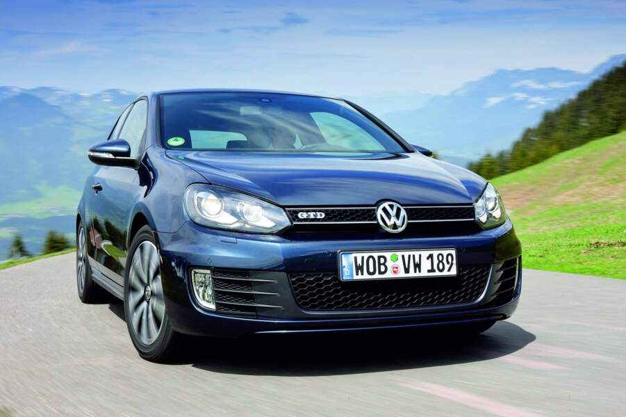 Volkswagen Golf 6 GTD