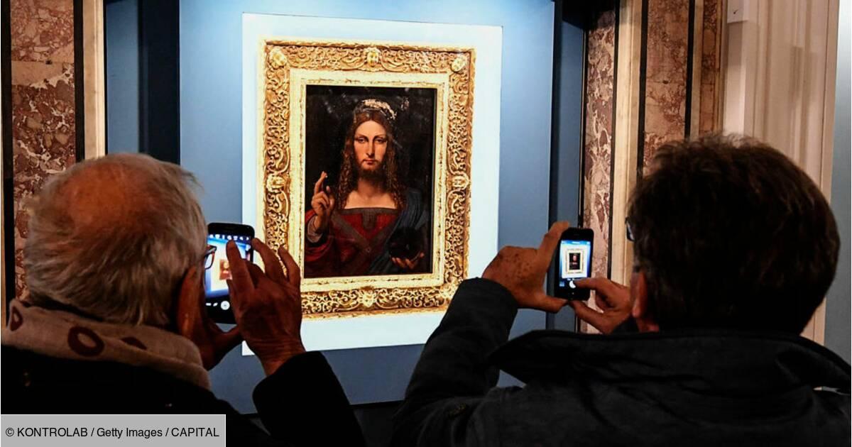 Le Tableau Le Plus Cher Du Monde Va T Il Reapparaitre Au Louvre Capital Fr