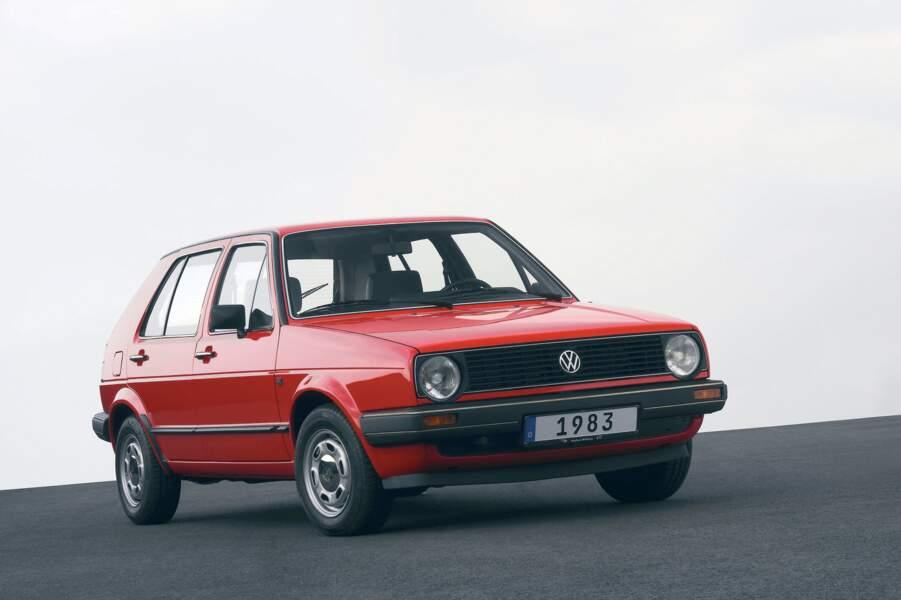 Volkswagen Golf 2 (1983 - 1991)