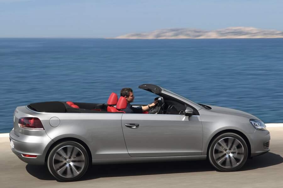 Volkswagen Golf 6 Cabriolet