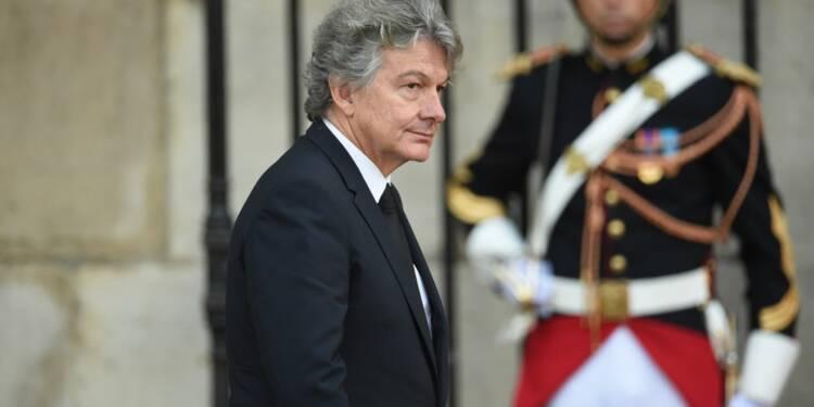 Commission européenne : Thierry Breton divisera son salaire par dix