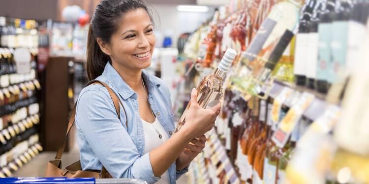 Le rosé pamplemousse pourrait bientôt coûter plus cher