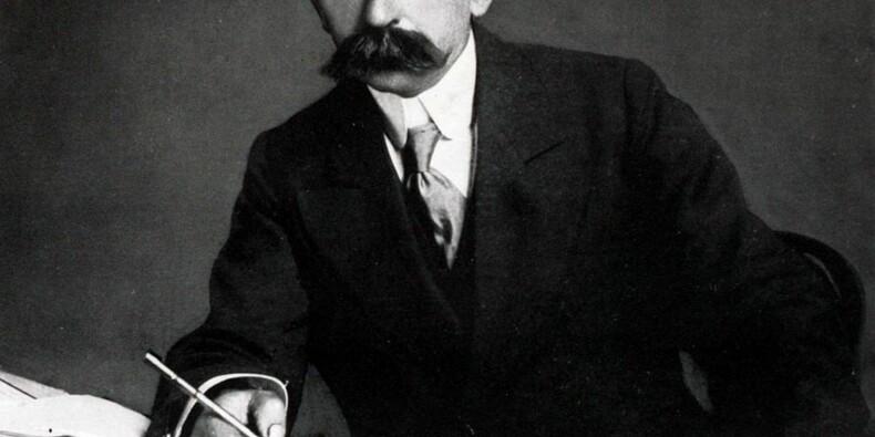 Le manifeste pour les Jeux olympiques de Pierre de Coubertin est en vente