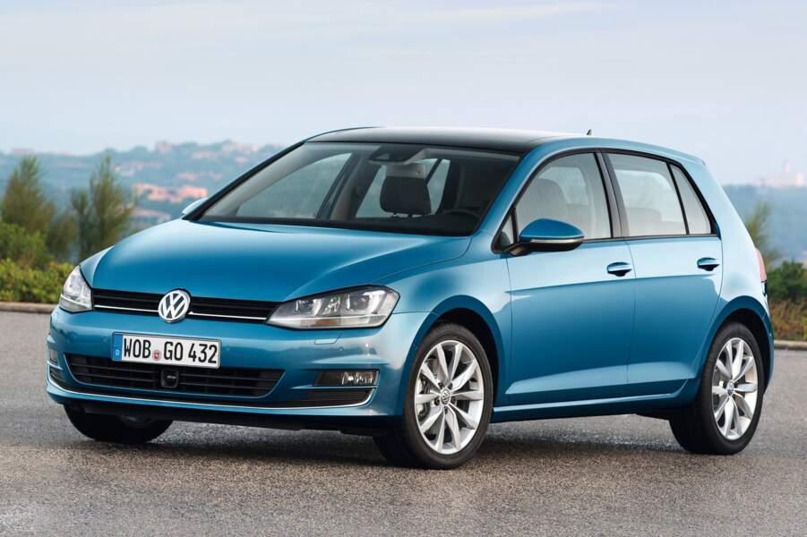 Volkswagen Golf 7 (2012 - 2019)