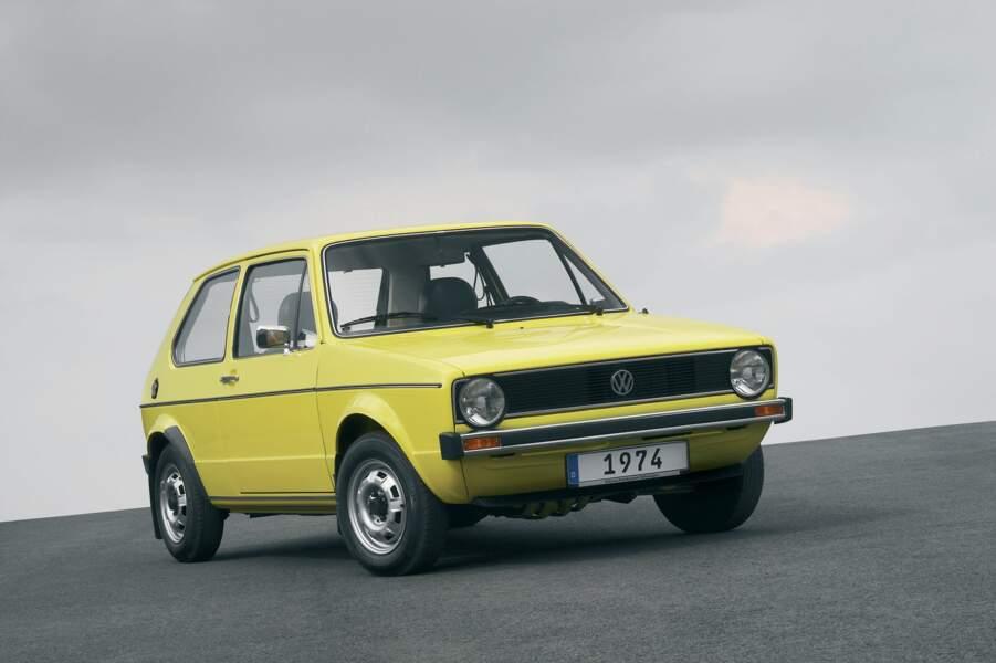 Volkswagen Golf 1 (1974 - 1983)
