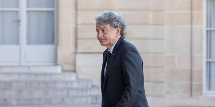 Atos : Thierry Breton laissera sa place de directeur général à Elie Girard