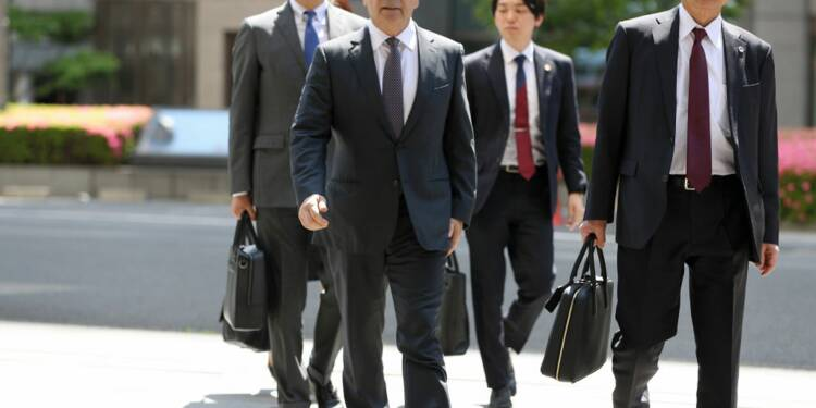 Carlos Ghosn lâché par une partie de ses avocats japonais