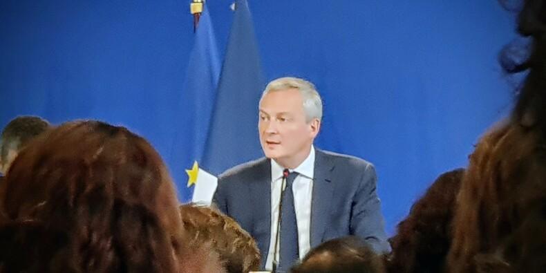 Bruno Le Maire favorable à un report de l'âge de départ à la retraite rapidement