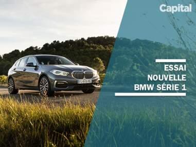 La nouvelle BMW Série 1 à l'essai