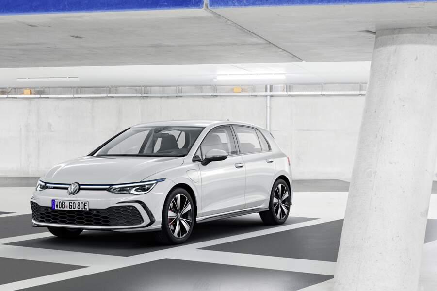 Volkswagen Golf 8 (à partir de 2020)