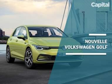 La nouvelle Volkswagen Golf 8 en images