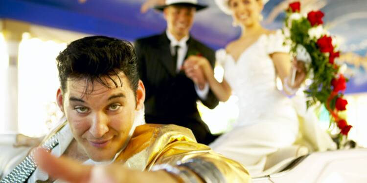 Les mariages célébrés par Elvis Presley ou James Bond en panne à Las Vegas