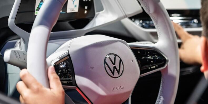 Volkswagen crée une filiale pour le développement de la conduite autonome