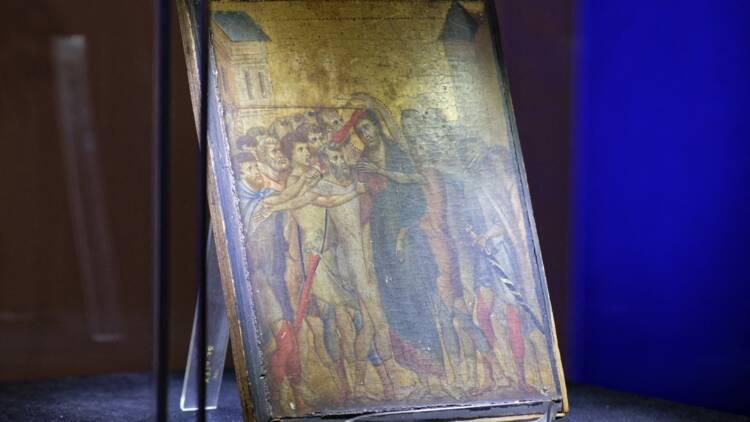 Un tableau primitif du peintre italien Cimabue devient le plus cher vendu au monde