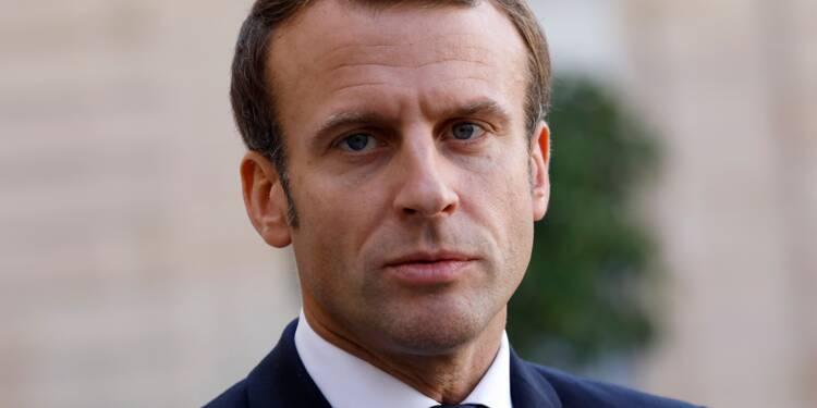 """Retraites : """"Je veux aller au bout de cette réforme"""", assure Emmanuel Macron"""