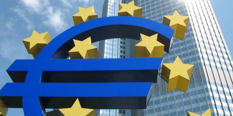 Chute historique de l'économie de la zone euro, mais l'excédent commercial grimpe