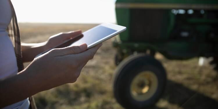 Pour survivre, ces agriculteurs se transforment en points relais