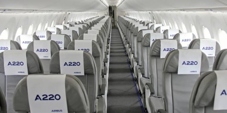 Les pilotes d'Airbus A220 vont devoir lever le pied