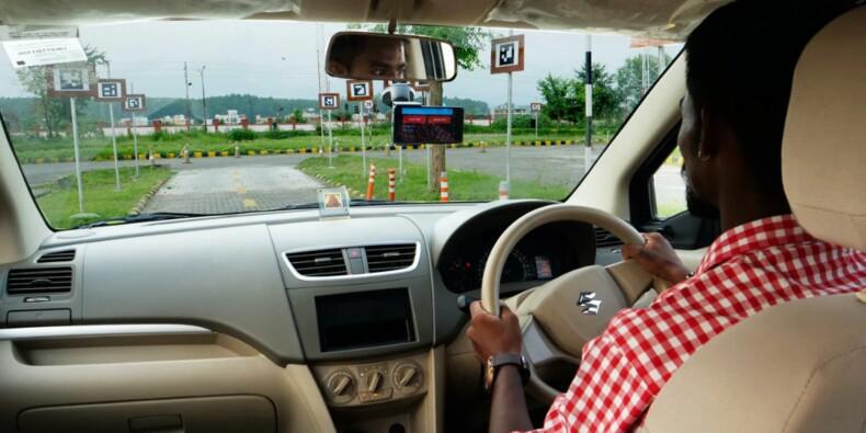 Permis de conduire : l'examinateur bientôt remplacé par un smartphone ?