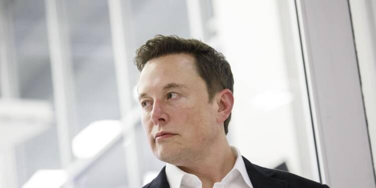 Tesla : Elon Musk annonce qu'il quitte Twitter... sur Twitter !