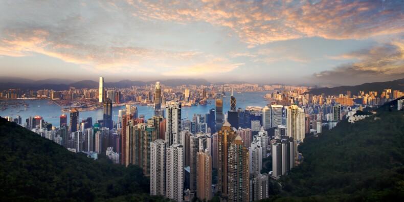 Hong Kong : face au prix de l'immobilier, une église construite sur 21 étages