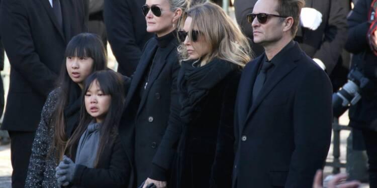 Héritage de Johnny Hallyday : bonne nouvelle pour Laeticia