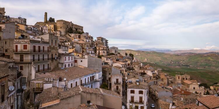 La folle idée d'une ville sicilienne pour attirer de nouveaux habitants