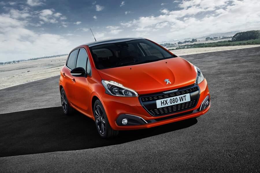 4 - Peugeot 208 (5.621 ventes)