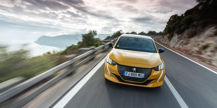 PSA Peugeot-Citroën, un mariage gagnant avec Fiat Chrysler ? : le conseil Bourse du jour