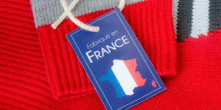 """La nouvelle stratégie pour vous encourager à consommer """"made in France"""""""