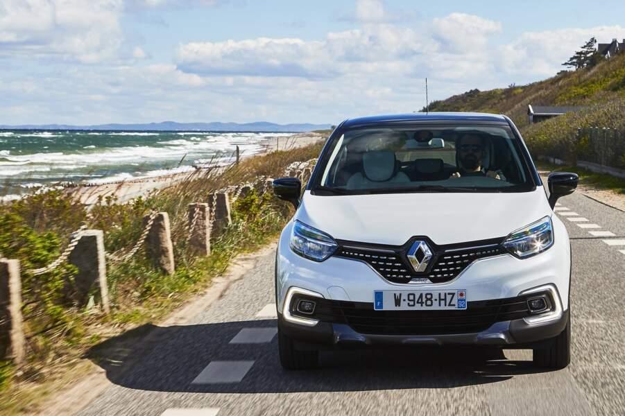 8 - Renault Captur (4.777 ventes)