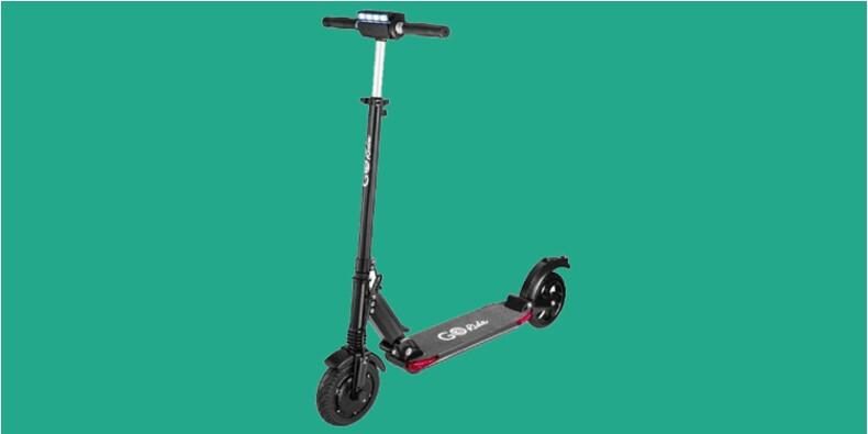 La trottinette électrique Go Ride 80Pro disponible à moins de 180 euros