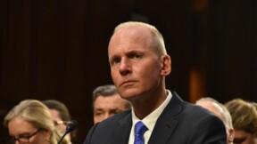 Boeing : le PDG renonce à son bonus