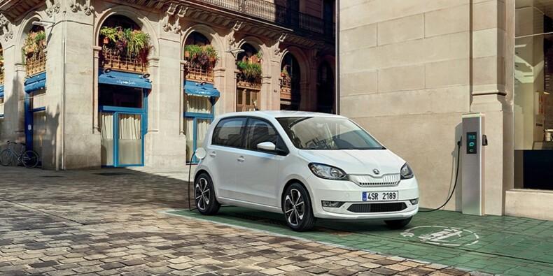 Skoda Citigo iV : la voiture électrique à moins de 16.000 euros
