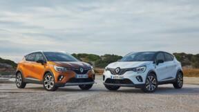 Renault Captur 2019 : les prix dévoilés !