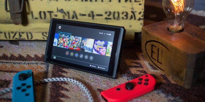 Switch : l'UFC accuse Nintendo d'obsolescence programmée