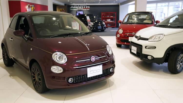 Vers la fin des Fiat 500 et des Panda ?