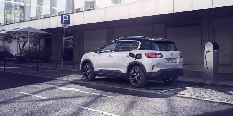Citroën C5 Aircross Hybrid : prix, autonomie, tout ce qu'il faut savoir