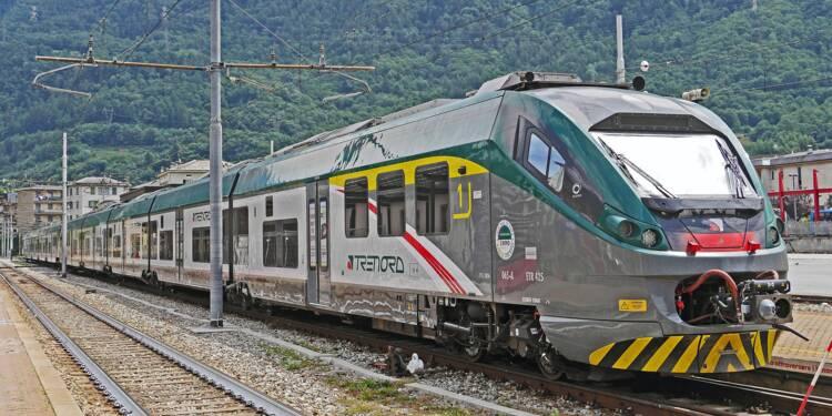 Alstom : des profits divisés par 2, mais un carnet de commandes record !