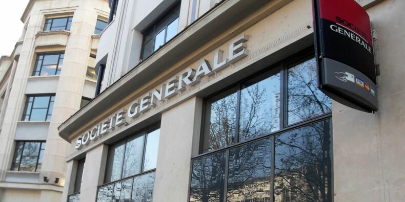 Société générale accuse une perte colossale, lourdes provisions