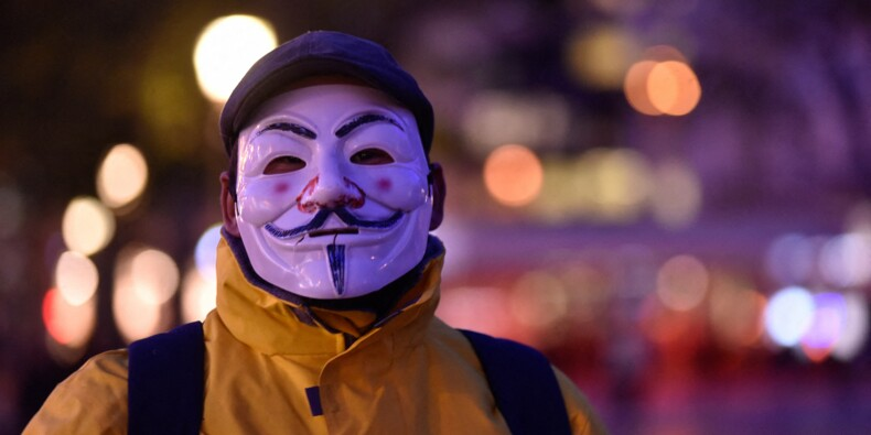 Joker, Anonymous... le très profitable business des masques contestataires