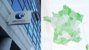 Sous Macron, le chômage a-t-il plus baissé dans votre département qu'ailleurs ?