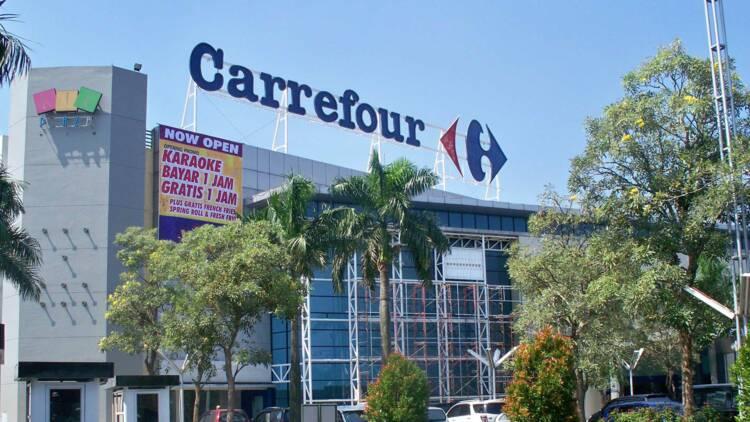 Carrefour va-t-il céder Rue du commerce?