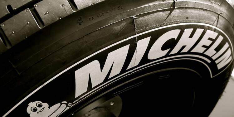 Michelin : 130 ans et toujours gonflé à bloc