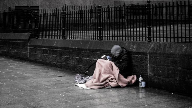 Les sans-abri ne recevront pas une amende de 500 euros