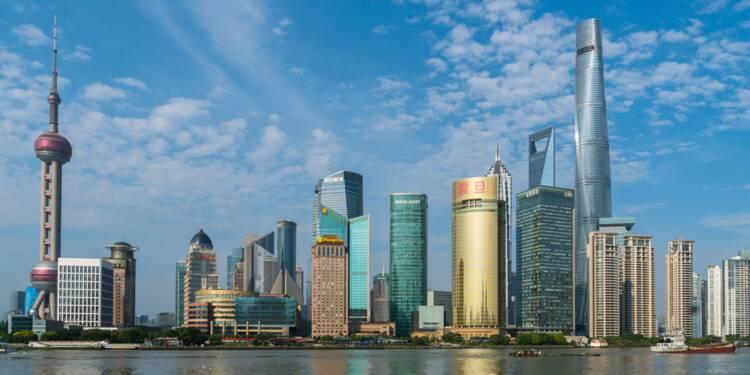 La croissance de la Chine est plombée par la guerre commerciale