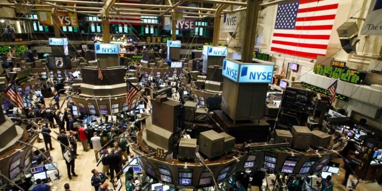 La Bourse des Etats-Unis va signer le meilleur mois d'août depuis 1984, malgré la crise